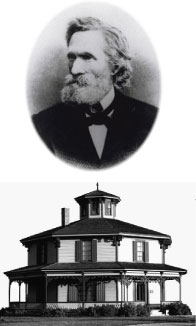 Noted phrenologist and builder Orson Fowler ascribed spatial and psychological powers to corners and advocated multiplying them for domestic transcendence.
