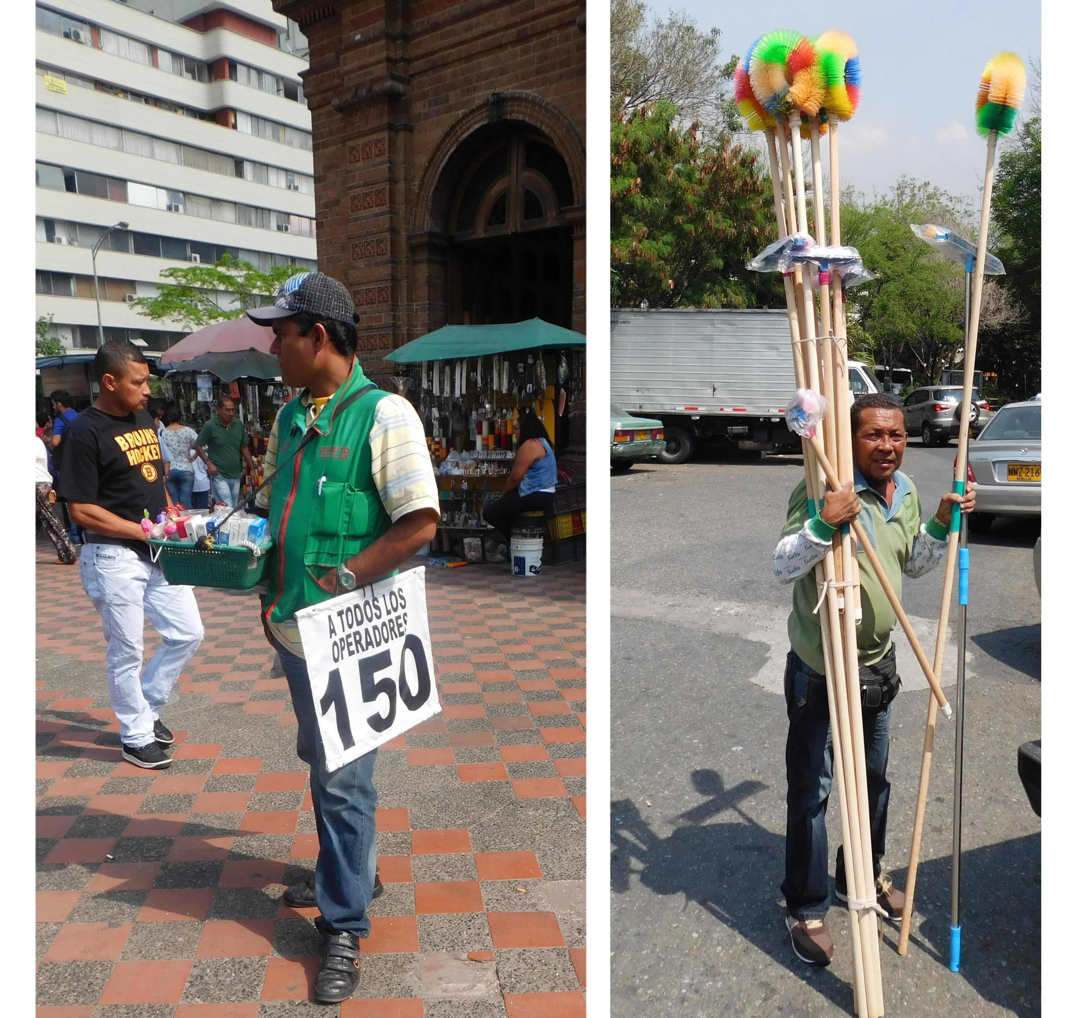Medellin: Street Commerce